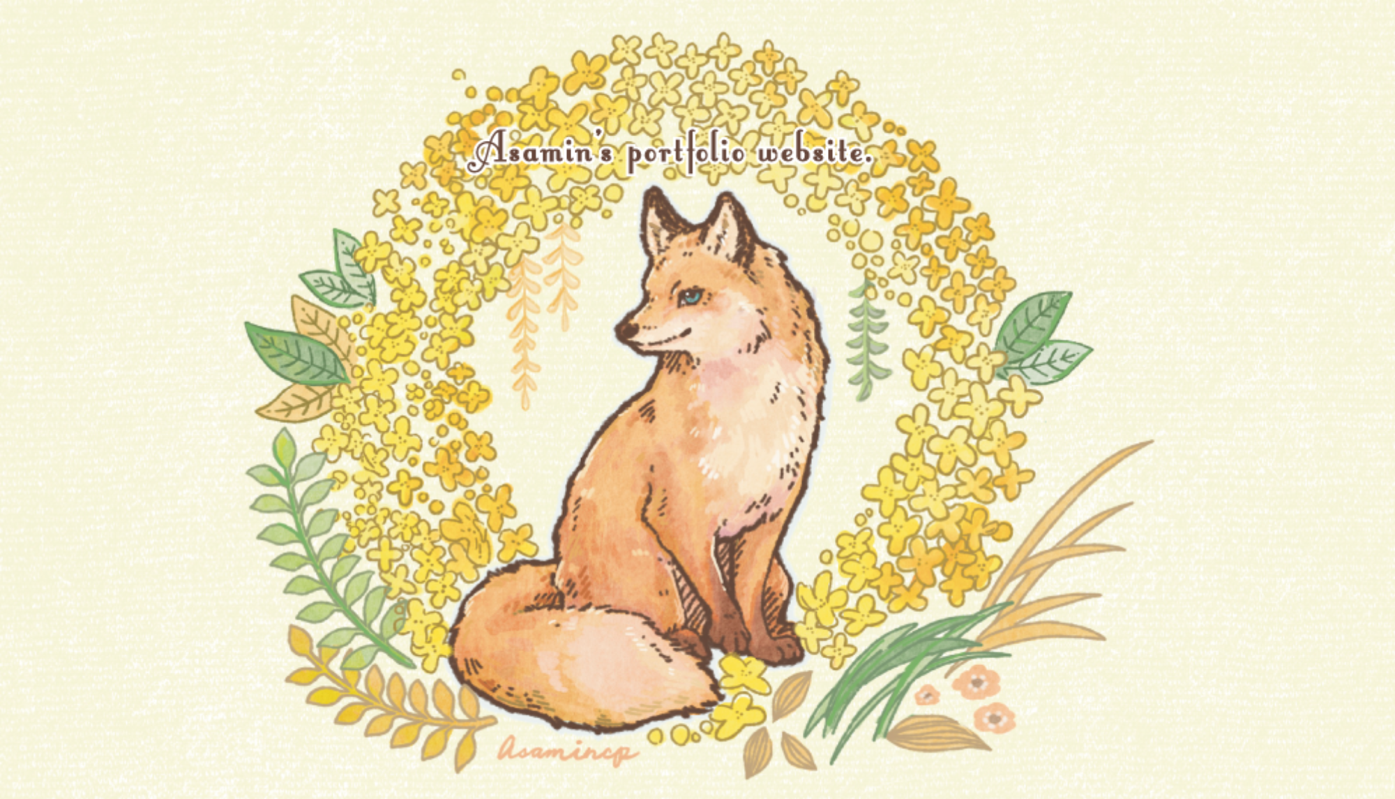 IshiiAsami Artworks | 石井愛紗美のポートフォリオサイト.